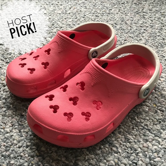 CROCS Shoes | Disney Mickey Mouse Crocs